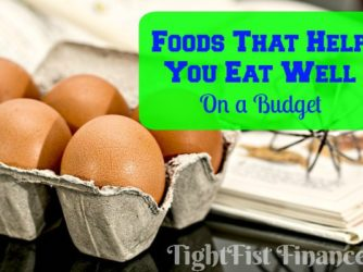 Foods for a Frugal Kitchen!