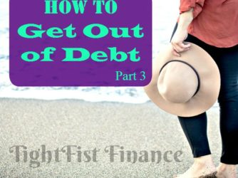 Get out of Debt and Take Action!