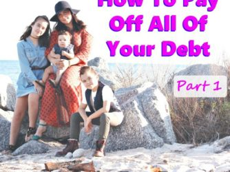 Get out of Debt Now! Budget and Cut.