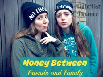 Rules to Loaning Friends and Family Money