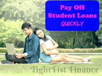 Pay Off Student Loans Quickly