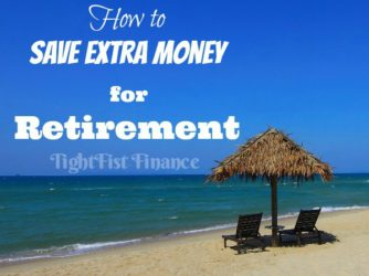 How to Save Extra Money for Retirement