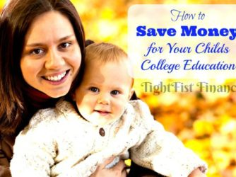How to Save Money for Your Childs College Education