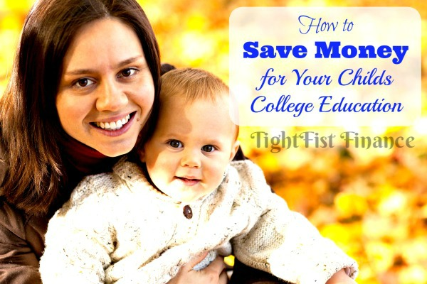 Saving money to pay for your child's college education can seem overwhelming. No one wants their child to have student loan debt after graduation. This article is all about saving for your child's college education now so that you can send your child to college worry free!