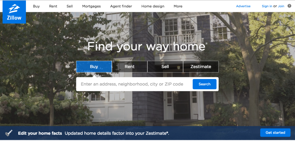 zillow to save money