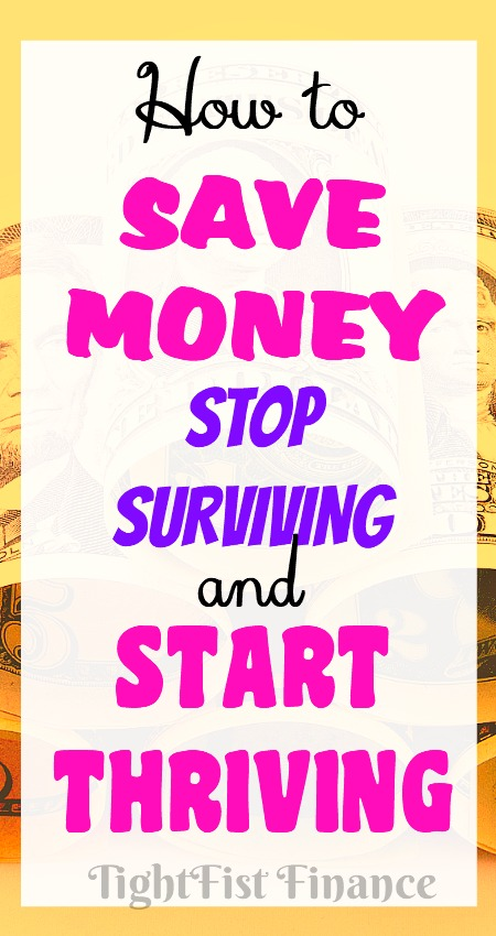 What is the best way to save money