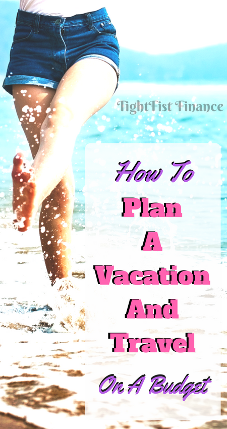 Want to plan a vacation and travel the world on a budget? This guide walks you through how to plan a family trip while saving your money. Vacation tips!