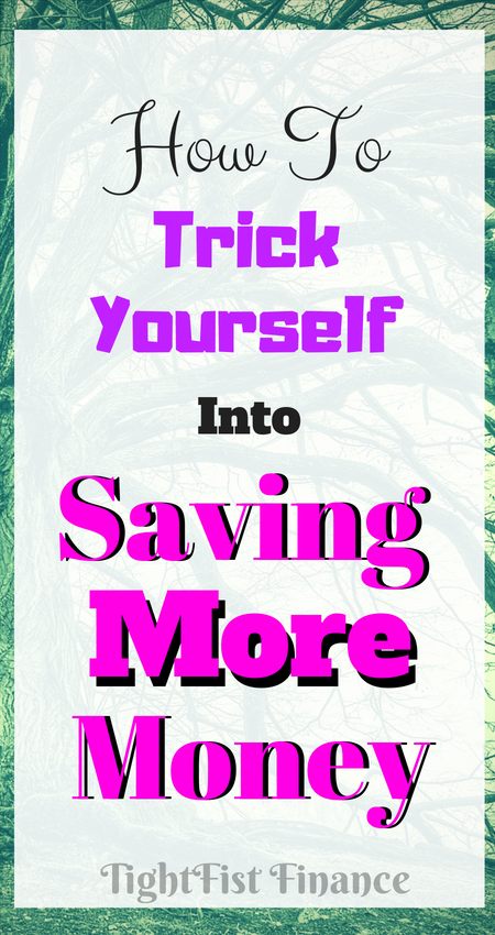 Looking to trick yourself into saving more money? Here are our best simple tips and ideas to help you trick yourself into saving more money. You'll be living frugally in no time!