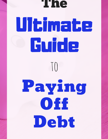 The ultimate guide to paying off debt