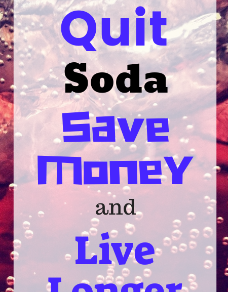 How to finally give up your expensive soda habit