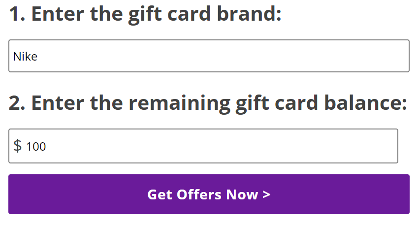 How To Get Rid Of Unwanted Gift Cards