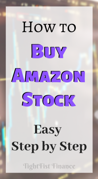 How to buy Amazon stock (AMZN) – Easy step by step