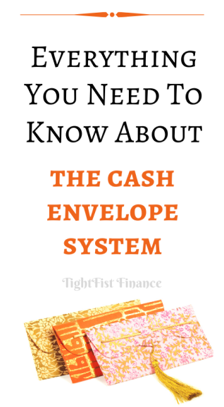 Everything you need to know about the cash envelope system