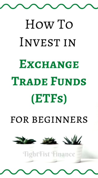How to invest in exchange trade funds (ETFs) for beginners