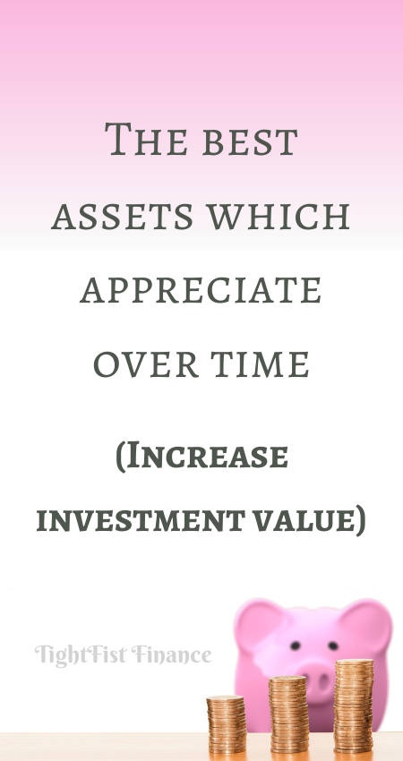 20-078 - The Best Assets which appreciate over time. Increase Investment value
