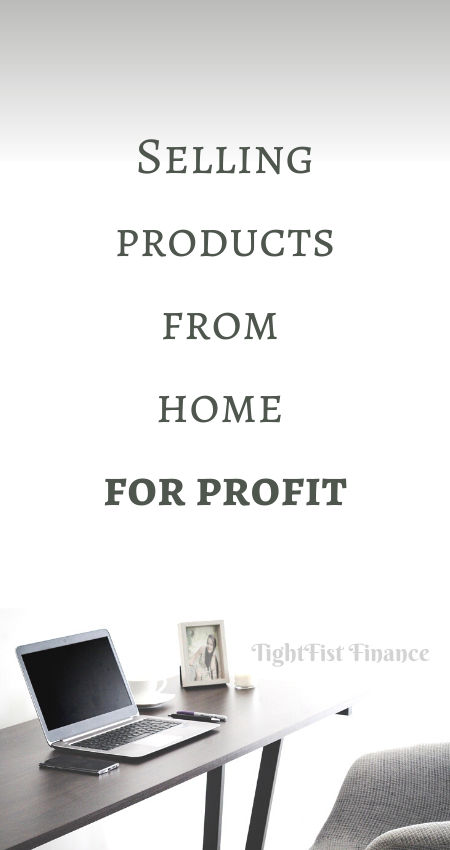20-080 - Selling products from home for profit
