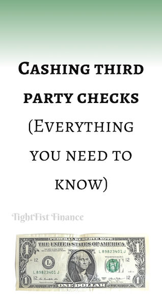 Cashing third party checks (Everything you need to know)