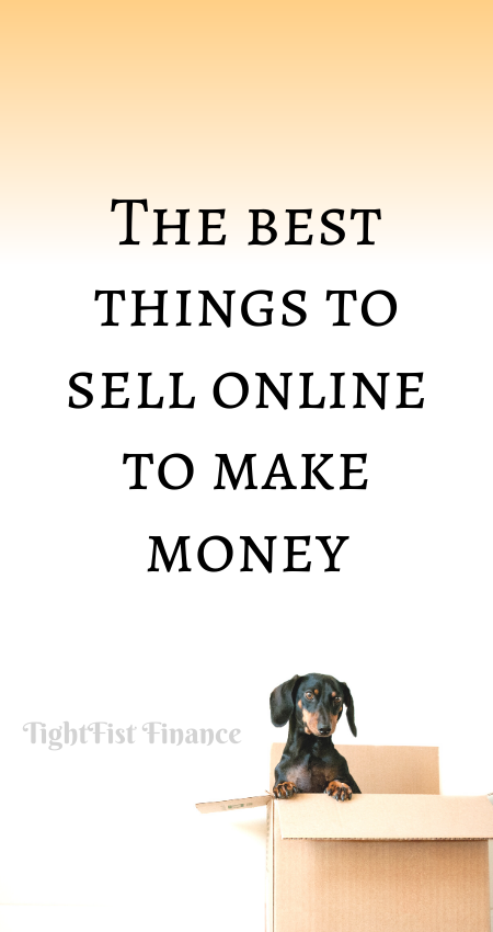 21-005 - The best things to sell online to make money