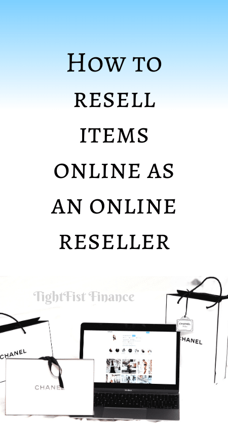 21-010 - How to resell items online as an online reseller