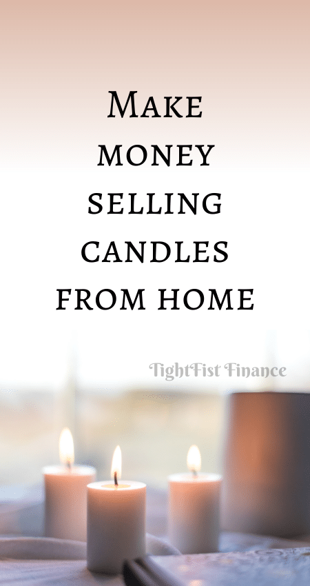 21-016 - Make money selling candles from home
