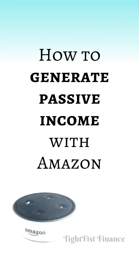 21-017 - How to generate passive income with Amazon