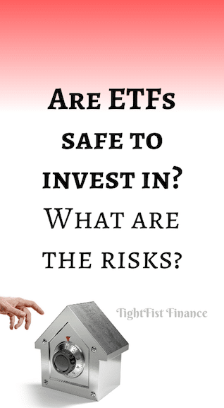 Are ETFs safe to invest in? What are the risks?