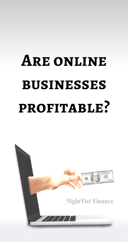 21-046 - Are online businesses profitable