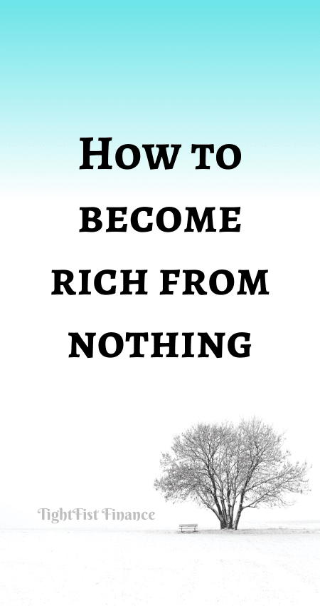 21-049 - How to become rich from nothing
