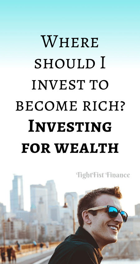 21-058 - Where should I invest to become rich Investing for wealth
