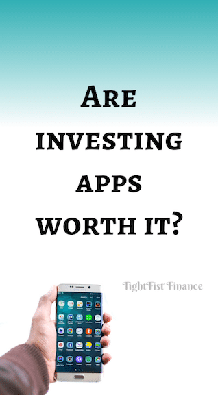 Are investing apps worth it?