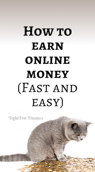 How to earn online money (Fast and easy)