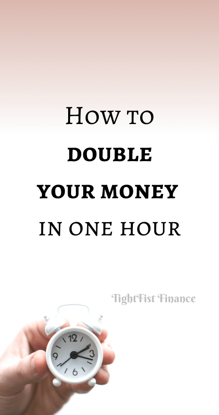 21-064 How to double your money in one hour