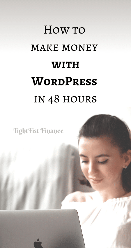 21-067 - How to make money with WordPress in 48 hours