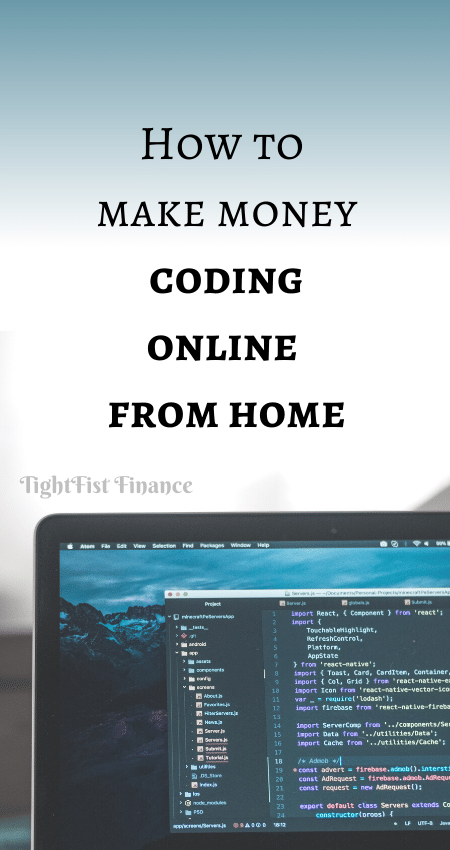 21-070 - How to make money coding online from home