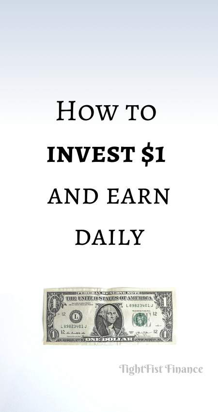 21-073 - How to invest $1 and earn daily