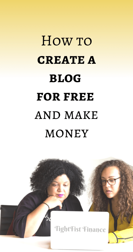 21-074 - How to create a blog for free and make money