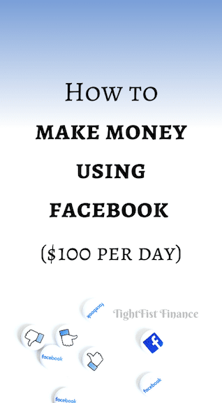 How to make money using Facebook ($100 per day)