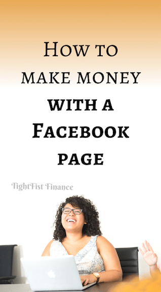How to make money with a Facebook page