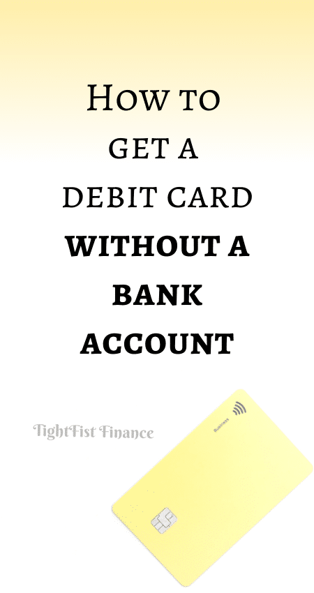 21-077 - How to get a debit card without a bank account