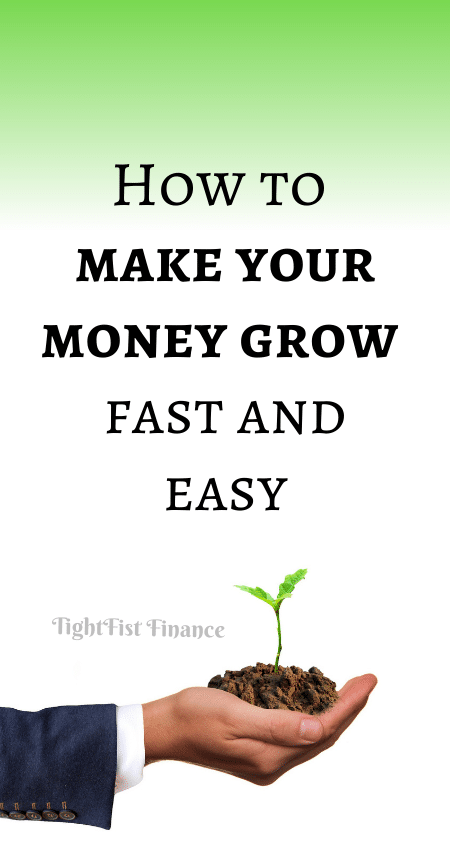21-085 - How to make your money grow fast and easy