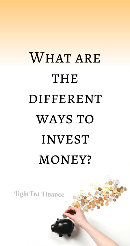 21-086 - What are the different ways to invest money
