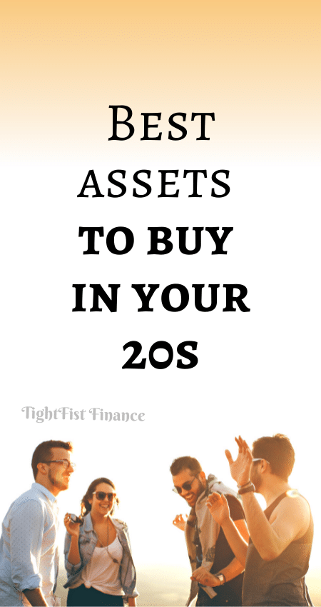 21-088 - Best assets to buy in your 20s