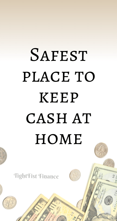 21-089 - Safest place to keep cash at home