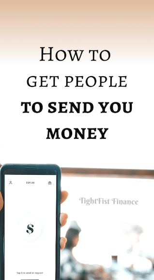 How to get people to send you money