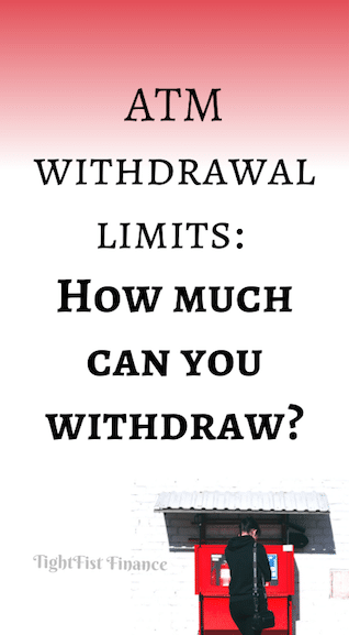 ATM withdrawal limits: How much can you withdraw?