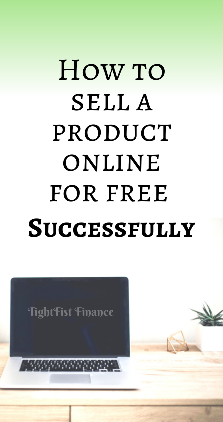 21-107 - How to sell a product online for free (successfully)