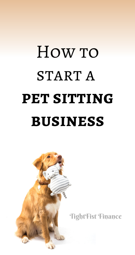 21-113 - How to start a pet sitting business