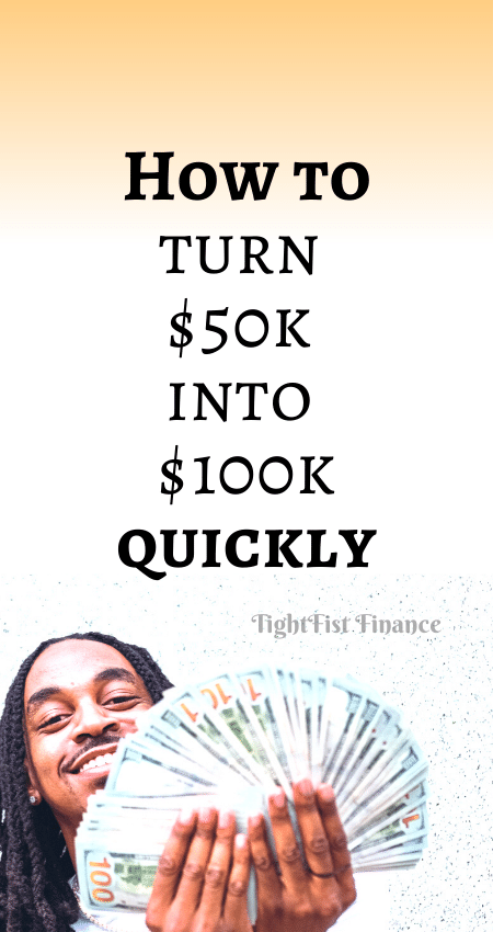 21-115 - How to turn $50k into $100k quickly