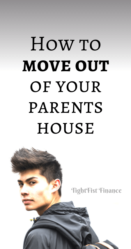 21-130 - How to move out of your parents house